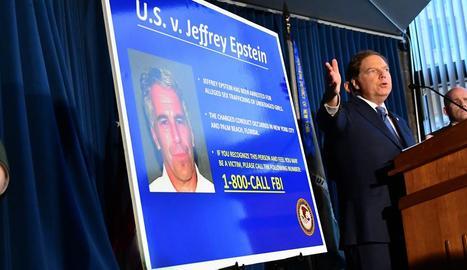 Mor per un presumpte suïcidi el magnat Jeffrey Epstein
