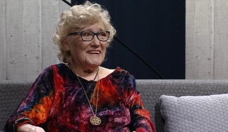 Isabel-Clara Simó, a 'El divan'