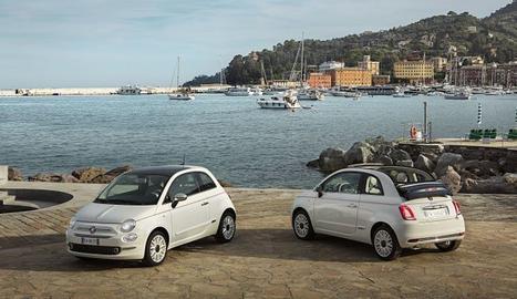 Al juliol Fiat s'ha situat al 'top-10' de vehicles matriculats.