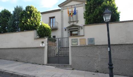 Les inscripcions poden fer-se a la seu de Justícia a Lleida, al carrer Sant Martí.