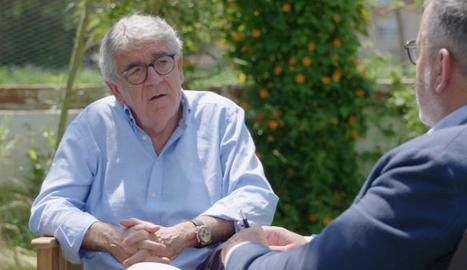 Sánchez Llibre xarra amb Lluís Canut sobre els seus anys a l'Espanyol.