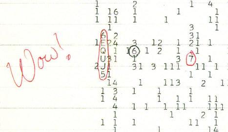 Es compleixen 42 anys de 'Wow', el més enigmàtic senyal extraterrestre
