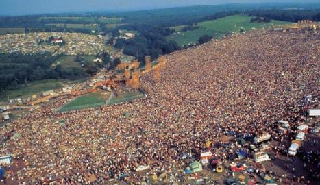 Mig milió de persones es van reunir per disfrutar del festival.