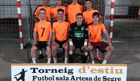 El torneig d'estiu d'Artesa de Segre ja té campió