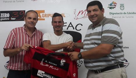 'Pato' Álvarez, nou jugador de l'EFAC.