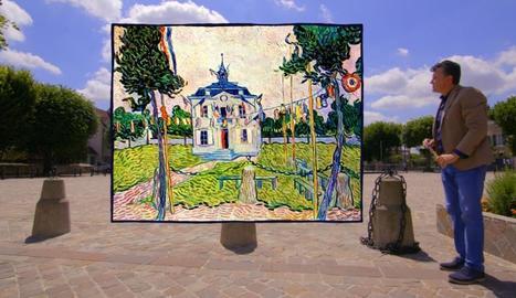Ramon Gener viatjarà pels paisatges que va pintar Van Gogh.