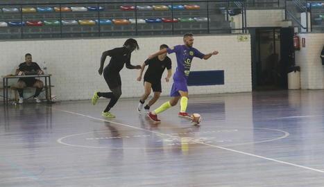 El Futsal Lleida no va tenir problemes per superar el Tremp.