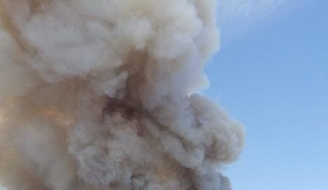 L'infern es desferma a Gran Canària amb l'inici d'un altre gran foc