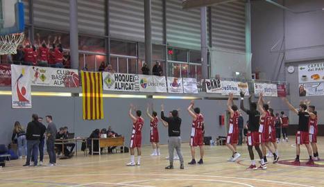 El CB Alpicat prepara una nova temporada a Copa Catalunya amb un equip renovat