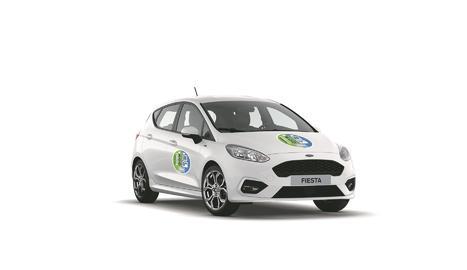El Fiesta GLP compta amb una autonomia de fins a quatre-cents quilòmetres amb el dipòsit d'autogàs.