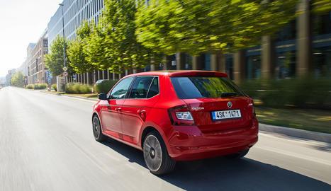 Disponible en versió Hatchback i Combi, destaca per un disseny interior i exterior impactant.