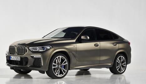 Combinant la conducció d'un Sports Activity Vehicle amb la imatge d'un cupè, l'X6 sortirà al mercat al novembre.