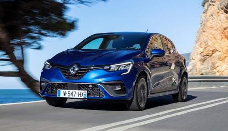 La cinquena generació del  Renault Clio arribarà als concessionaris espanyols al setembre.