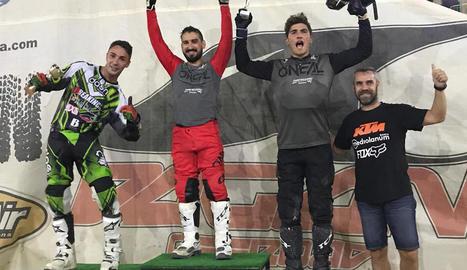 Marc Pinyol aconsegueix el triomf a Requena