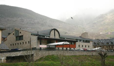 L'hospital de Vielha.