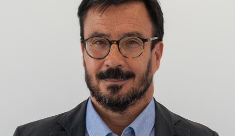 Josep Maria Rusiñol, en una imatge recent.