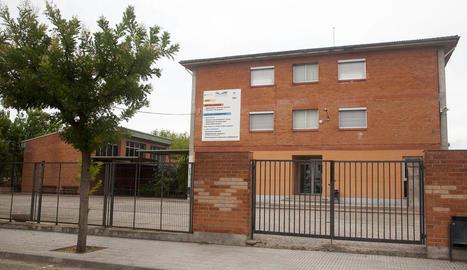 Imatge de l'institut Alfons Costafreda de Tàrrega.