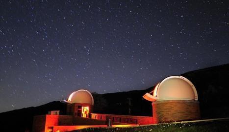 Imatge d'arxiu del Centre d'Observació de l'Univers.