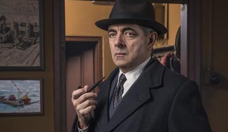 Rowan Atkinson, un gran Maigret.