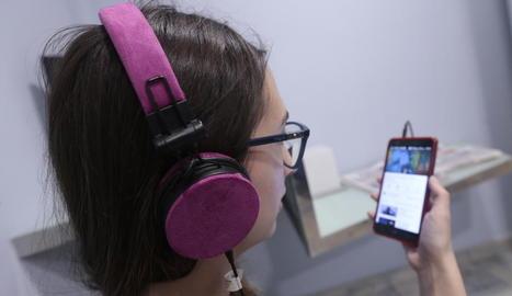 Els joves són els usuaris més intensius d'internet.