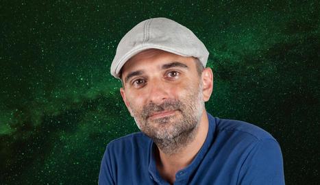 """Joan Miquel Oliver: """"Vaig escriure 'Me'n vaig a Lleida' després de veure què passava l'1 d'octubre"""""""