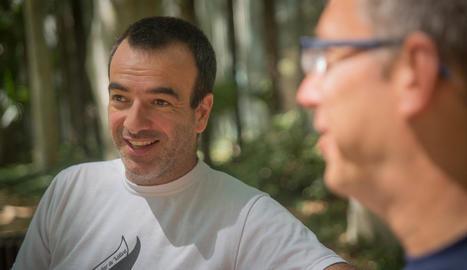 """Ferran Dalmau i David Sancho: """"Avui el sobiranisme és de tall progressista perquè l'independentisme català ha estat històricament un moviment d'esquerres"""""""