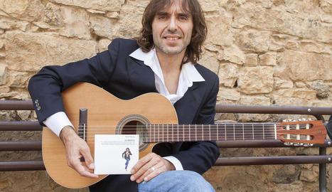 Un músic de Tarragona enamorat de la Segarra