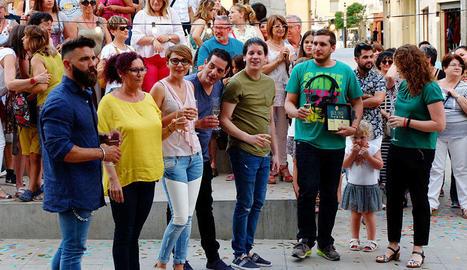 Els participants al programa.