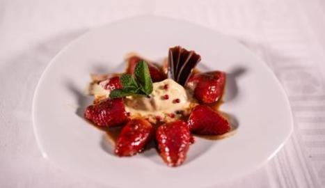 El contrast entre dolç i salat, un dels punts forts d'aquest plat.