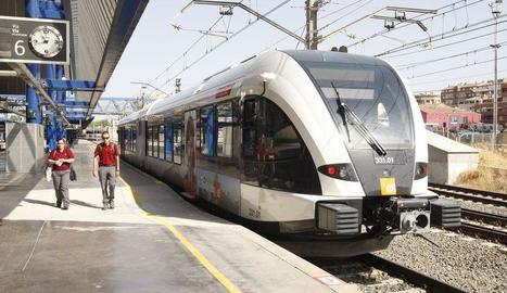 El programa explicarà algunes curiositats del tren Lleida-la Pobla.