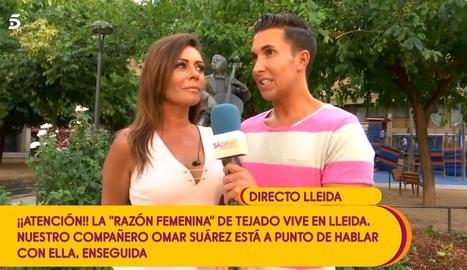 Directe de 'Sálvame' a Lleida