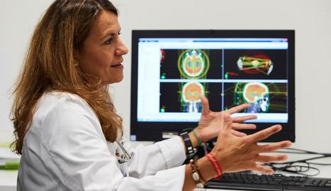 Núria Rodríguez, doctora de l'Hospital del Mar de Barcelona.