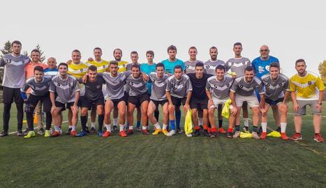 El Solsona ha incorporat únicament cinc nous futbolistes, tres d'ells de les categories inferiors del mateix club.