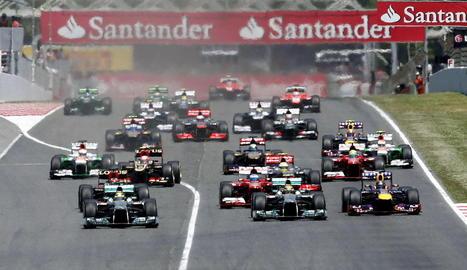 L'últim Gran Premi a Montmeló es va disputar al maig.