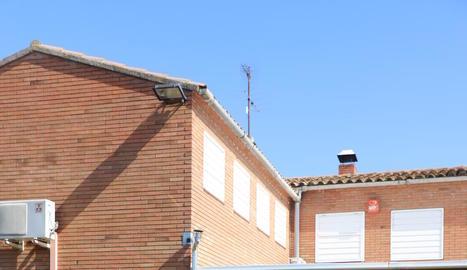 A Camí de la Mariola en tenen gràcies un dispositiu a l'antena.
