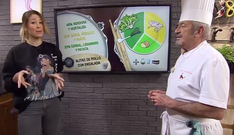 Jarc exigeix una rectificació al programa de Karlos Arguiñano per la polèmica recomanació sobre la fruita
