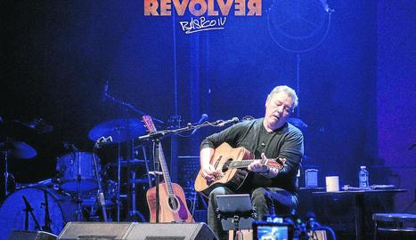Els èxits de Revólver, a la gira 'Básico IV' a la Llotja de Lleida