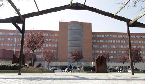 Imatge d'arxiu de l'hospital universitari Arnau de Vilanova.