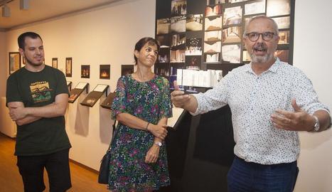 La mostra, que es va inaugurar coincidint amb FiraTàrrega, pot visitar-se fins al 13 d'octubre.