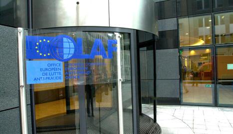 Imatge de l'Oficina contra el Frau de la UE a Brussel·les.