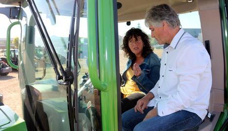 Jordà fa una crida als activistes de les granges a
