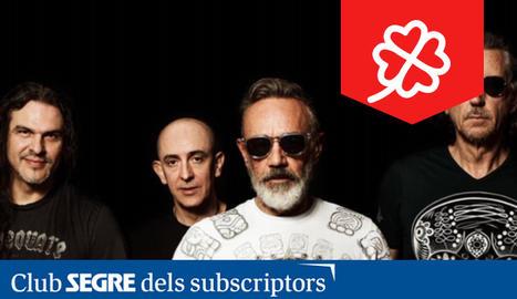 La Unión, amb Rafa Sánchez al capdavant, és una mítica banda espanyola formada als anys 80.