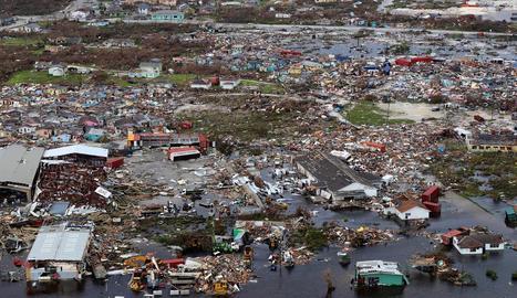 Ascendeixen a 30 els morts a les Bahames per l'huracà Dorian