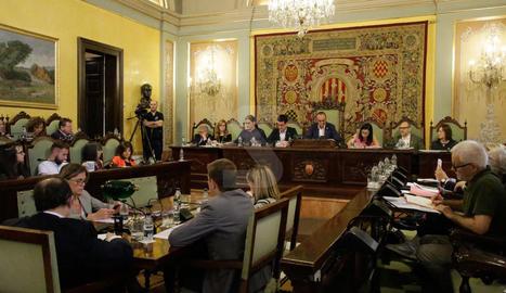 Montse Pifarré i Paco Cerdà són els edils més 'rics', i Ferre i Amor, els més 'pobres'
