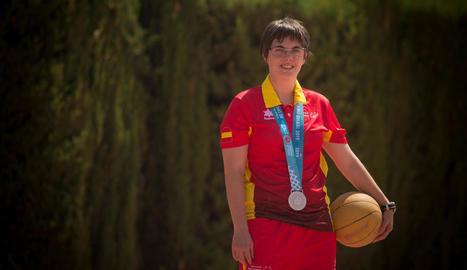 """Vero Torra: """"La medalla la tinc ben guardada perquè m'ha costat molt d'aconseguir"""""""