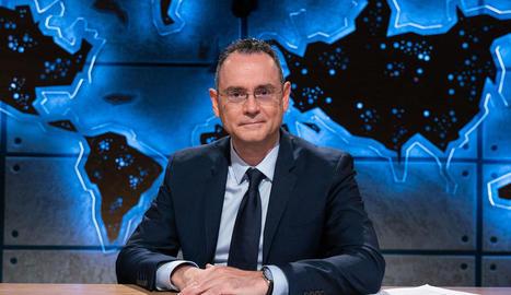 El coronel Pedro Baños és un expert en geopolítica, estratègies i relacions internacionals.