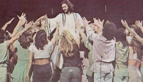 Camilo a 'Jesucristo Superstar'.