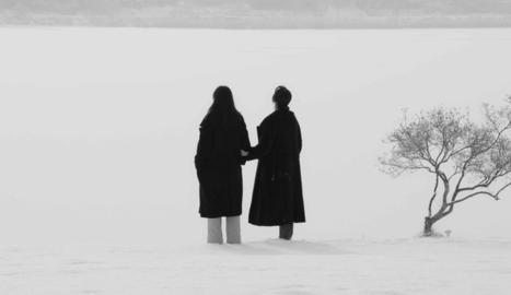 El poeta i la neu
