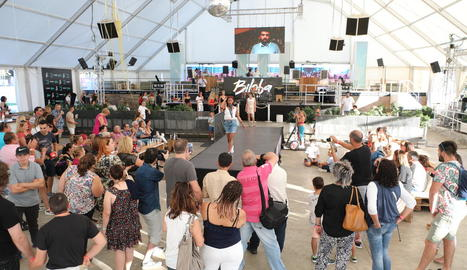 Festa solidària a la discoteca Biloba de Lleida
