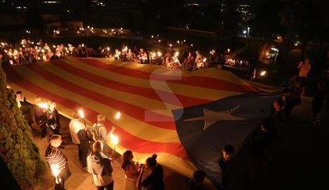 Diada 2019 a Lleida